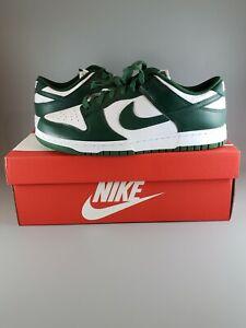 "Nike Dunk Low ""Varsity Green"" (DD1391-101) Size 10 US Mens"
