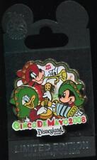Cinco de Mayo 2008 Mickey Donald Goofy Disney Pin 61243