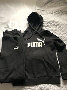 Womens puma Tracksuit