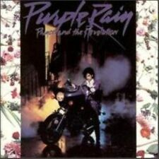 Prince Purple Rain  LP with Poster