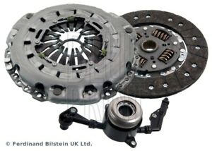Clutch Kit 3pc (Cover+Plate+CSC) fits MERCEDES C220 S203 2.2D 01 to 07 OM646.963