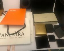 Jewellery 17 Assorted Boxes And Gift Bags By PANDORA LINKS FOLLI others