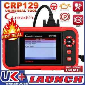 LAUNCH X431 CRP129 Professional EOBD2 Scanner Car Code Reader Service Reset Tool