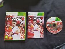 TOP Spin 4 Microsoft Xbox 360 Spiel