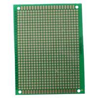 10 x Universel Breadboard Plaque Platine Carte d'Essai PCB Test Circuit 7x9 F1Y7