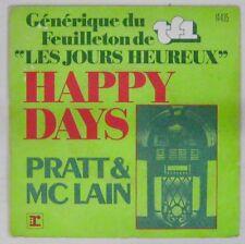 Happy Days 45 tours TF1 1976