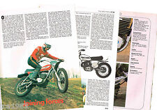 Old KTM MOTORCYCLE Article / Photos / Pictures: 250 cc
