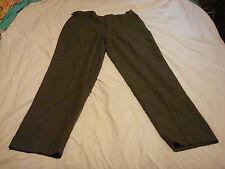 NEW M 1951 US Army Wool Field Cold Weather Pants Korean War Regular Medium Olive
