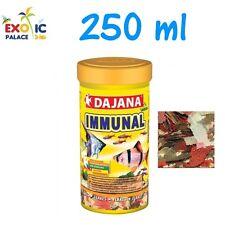 DAJANA IMMUNAL 250ml MANGIME IN FIOCCHI ANTISTRESS PER PESCI SCAGLIE ACQUARIO