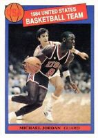 MICHAEL JORDAN 1984 USA Olympic Team RC Rookie Pink Back from Missing Link #2