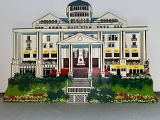 Sheila's Grand Hotel Mackinac Island Michigan issued 1996 signed by artist 1997