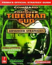 Command & Conquer: Tiberian Sun - Advanced Strategies (Prima's Official Strateg