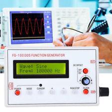 FG-100 DDS Function Signal Generator Module Good Accuracy Frequency Counter YRAP