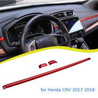 3pcs For 2016-2018 Honda Civic Piano black gloss dashboard Gear Side Cover trim