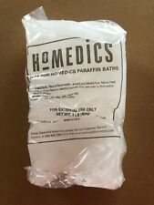 Homedics Wax Refill For Paraffin Baths 1lb Bag
