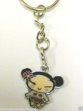CUTE JAPANESE ANIME PUCCA CLUB GIRL KEYRING/Keychain/bag charm/KAWAII/gift