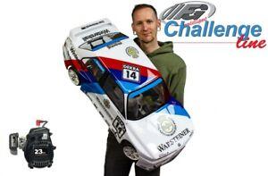 FG Challenge Line BMW M3 E30 with 26 cm³ FG engine, rc-car