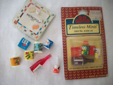 Timeless minis Miniatures can foods Monoploy