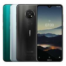 "USED - Nokia 7.2 TA-1196 Dual Sim 128GB (FACTORY UNLOCKED) 6.3"" 6GB RAM Green"