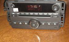 NEW UNLOCKED 2007-2013 GMC SIERRA SILVERADO TRUCK W/T CD Radio 3.5 Ipod MP3 IN3