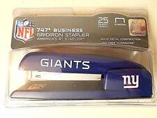 Swingline NFL New York Giants 747 Business Stapler Sports NY Football NEW Gift