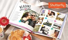 Shutterfly 8X8 Hard Cover Photo Book & Storytelling Style Coupon exp 7/31/21