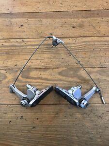 Paul Neo Retro Silver CX Bike Cantilever Brake