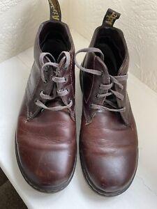 Mens Dr Martens Air Wear UK10 / EU44 Oxblood Boots