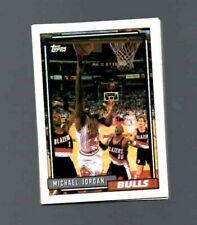 1992-93 TOPPS CHICAGO BULLS TEAM SET NM (15 CARDS)