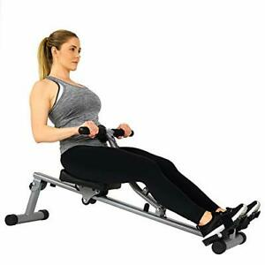 Sunny Health & Fitness SF-RW1205 Rowing Machine Rower with 12 Level