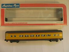 """American Flyer 6-48905 """"UNION PACIFIC"""" PASSENGER CAR """"NEW"""" in ORIG BOX"""