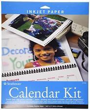 Strathmore Digital Photo Calendar Kit (ST59-686), New, Free Shipping
