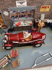 1:32 Slot Car - Aston Martin Ulster 1934