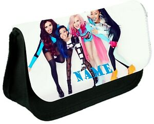 LITTLE MIX  Personalised Pencil Case, make up bag, school any name