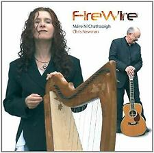 Fire Wire, Maire Ni Chathasaigh and Chris Newman, Used; Very Good CD