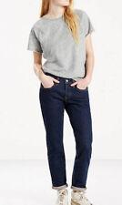 levis Women's Rivet Jeans size 30 Dark Denim