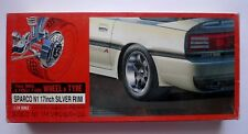 Pneus et jantes 1:24 Fujimi Wheel & Tire Set