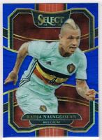 Panini SELECT SOCCER 2017-2018 ☆ BLUE PARALLEL ☆ Terrace Football Cards #/299