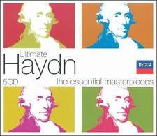 Ultimate Haydn [5 CD], New Music
