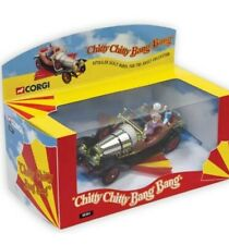CORGI CC03502 CHITTY CHITTY BANG BANG model with figures 1:45th scale New in Box