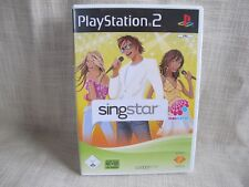 Playstation 2 SINGSTAR The Dome