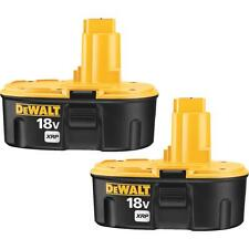 DeWalt 2Pk 18V Xrp Battery