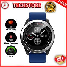 Best Waterproof Fitness Tracker Heart Rate & Blood Pressure Monitor Smart Watch
