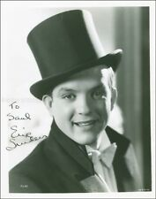 ERIC LINDEN - INSCRIBED PHOTOGRAPH SIGNED CIRCA 1934