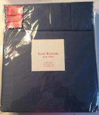 Isaac Mizrahi Designer 6 Pc FULL Sheet Set 300 Thread Count Sheets Slate Blue