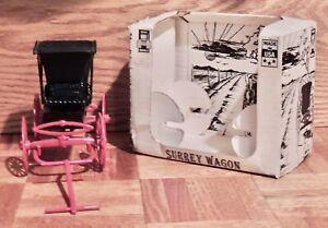 ERTL FX-1500 Surrey Wagon Die-Cast 10'' Long 1:16 SCALE !