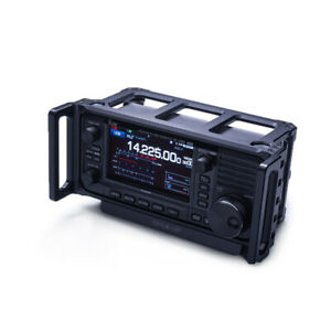 New WINDCAMP ARK-705 Black Shield Case Carry Cage for ICOM 705 IC-705