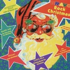 BRAVO Rock Christmas (1991) Wham!, Bros, Chris Rea, Band Aid, Prince, Gary piombato