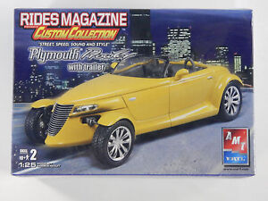 2007 AMT Ertl 38255 1:25 Plymouth Prowler Rides Kit Modello Nuovo IN The Box