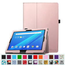 For Lenovo Tab4 10/Tab4 10 Plus 10.1-Inch 2017 PU Leather Folio Case Stand Cover
